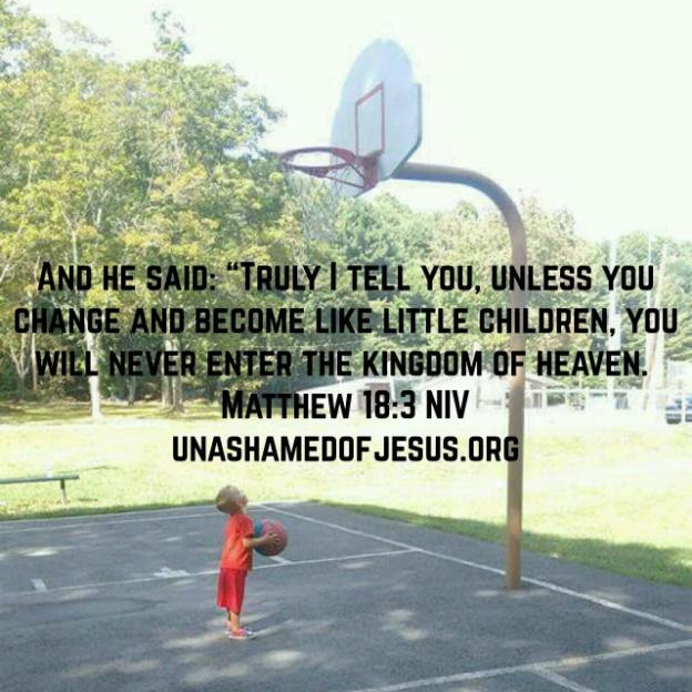 childlike-faith