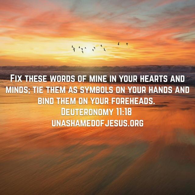 unashamed of jesus