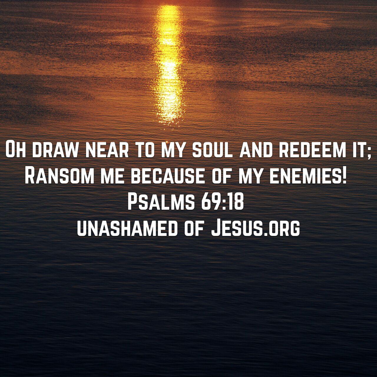 Draw Near To God Unashamed Of Jesus