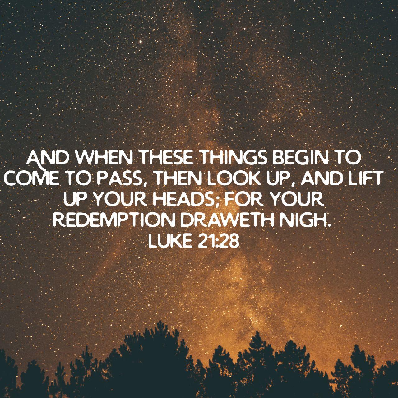 Lift Up Your Head | Unashamed of Jesus